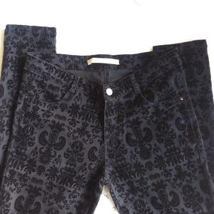 Sheen Jacqurad Skinny pants Size 28